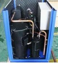 scroll compressor water chiller GSHP-10 TBF
