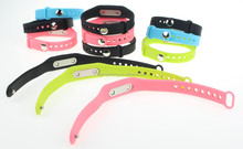 Healthy Silicone Bracelet With Magnetic
