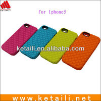 silicone case mobile phone spare parts for iphone5 manufacturer