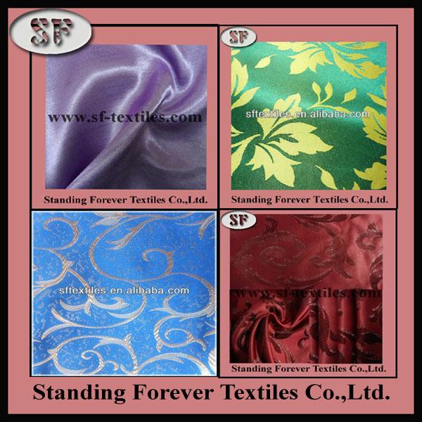100% Polyester Jacquard Fabric