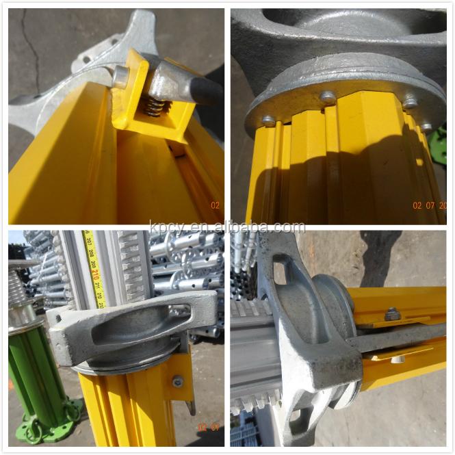 Alu Clamp Shoring Prop : Aluminum adjustable construction shoring props buy peri