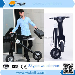 hot! New technology folding electric bike mini scooter from china