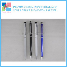 2015 New Popular Promotional Metal Twist Ball Pen Slim For Corporate Gift