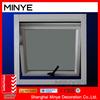 SHANGHAI FACTORY PRICE UPVC WINDOWS/DOUBLE GLASS UPVC WINDOWS/DOUBLE GLAZED WINDOWS