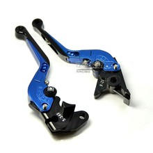 BJ-LS-001 High performance folding brake clutch levers for Kawasaki Z750 Z1000
