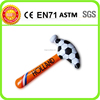 promotion pvc inflatable hammer toys inflatable cheering hammer