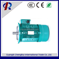 IE3 low voltage ms series three phase electric pump motor