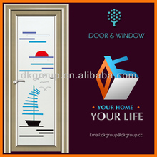 Aluminium patio screen doors