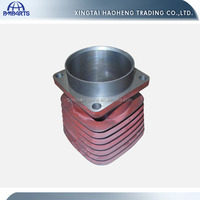 russion truck parts air-cooled cylinder liner used for air compressor