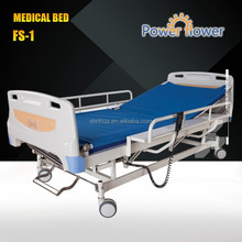 Factory since 1998 with CE ISO ! FS-1 New type body-turnover electric hospital furniture manufacturers