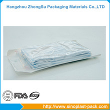 Perfect sealing and peeling vacuum stretch film for medical packaging