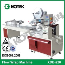 Horizontal Flow Lollipop Packing Machine