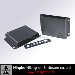 Brushed Aluminum Box,Electrical Aluminum Enclosure HIKINGBOX