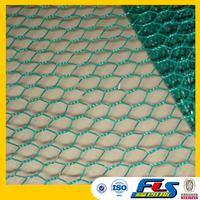 PVC Coated Hexagonal Wire Mesh/Hexagonal Chicken Wire Netting(Factory Price)