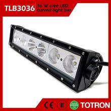 60W10-30V Single Row LED Light Bar: 14 inch
