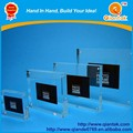 Marco de fabricación de alta calidad de acrílico del plexiglás Foto Marcos