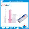 NL302 Aluminum hub disposable veterinary luer lock needles