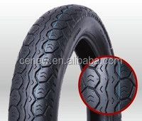 SGS High strength china motorcycle tyre street motorcycle tubeless tyre 110/90-16