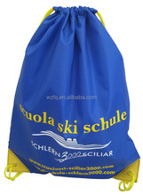 190D Polyester Recycle Drawstring Package Bag
