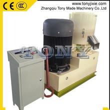 Widely used well sale alloy steel made flat die alfalfa pellet press machine