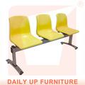 sillasdeesperaparalosclientes para el hospital de oficina de lujo silla de plástico banco del parque de silla de jardín