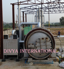 Profitable business of Tyre Pyrolysis Unit