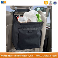 useful hanging hot sale car trash bag for promotion