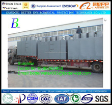 Membrane Bioreactor MBR Industrial House Waste Water Treatment Plant System