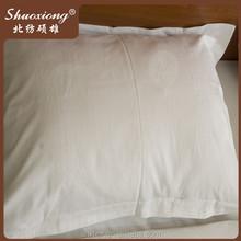 wholesale hotel pocket style 10cm on both pen sides pillow case