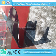 wholesale high quality glass dining table