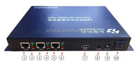 CE ROHS 64x32 led display module dot matrix p3 controller HD-A603