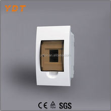 YDT, residence distribution box, weatherproof tv enclosure, abs power distributing box