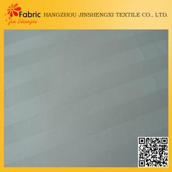 100% Cotton home hotel bedding striped fabric