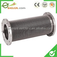hydraulic pressure Technics stainless steel vacuum bellows expansion joint