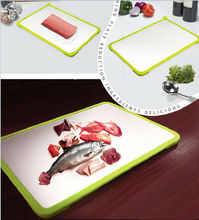 New Design Mini Aluminium Material Magic Thawing Defrosting Tray for meat wholesale