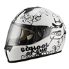 2015 JIX favorable model ABS material with DOT ECE casco motorbike street helmets
