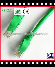 cat5e cable 8P4C 24 awg ethernet lan