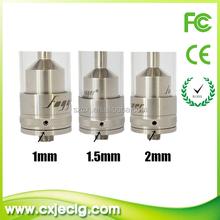 2015 hot selling Yiloong vaporizer kit Fogger v5 upgraded version Fogger v6 rta rebuildable atomizer vape pen vaporizer in stock