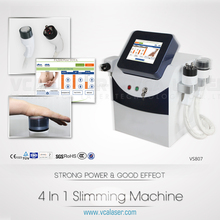 Portable factory price advanced slim machine exilis machine