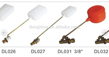 Float valve DL025, DL026, DL027, air cooler parts