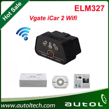 ELM327 Code Reader iCar2 wifi for IOS iPhone iPad Android PC 6 Colors Available Fast Shipping