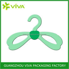 High quality eofriendly cheap belt travel paper clothes hanger