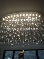 ovel 70 inch chandelier/crstal pendant lamp