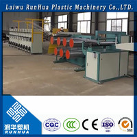 Co-extrusion Traction Rotation polyester filament plastic thread making machine