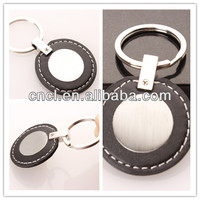2014 Cheap leather key fobs