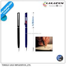 The Brass Hotel Promotional Pen (Lu-Q31871)