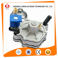 gasoline/cng/lpg generator conversion kit regulator/reducer