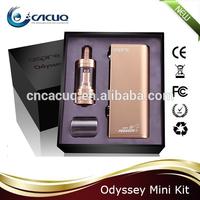 2015 Best e-cigarette vaporizer Original Aspire Odyssey Mini 50W TC Kit with wholesale price