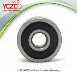 Furniture used small size ball bearings 624z bearing