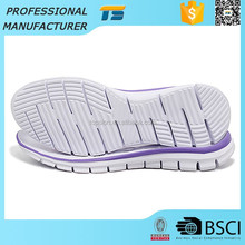 Sole Maker New Trendy Soft Lady Outdoor China Eva Flat Thick Footwear Shoe Soles Sale Phylon Outsole